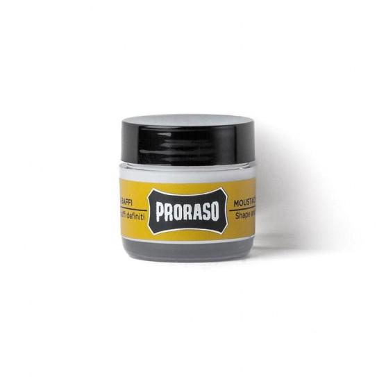 Wosk do wąsów Proraso Wood & Spice Moustache Wax 15Ml