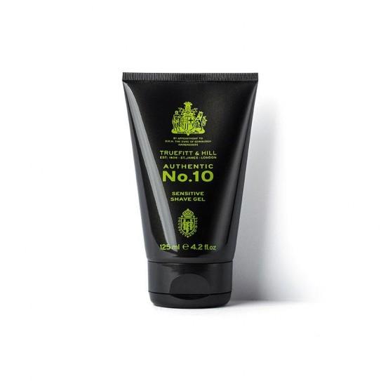 Żel do golenia Truefitt & Hill Authentic No.10 do skóry wrażliwej 125 ml