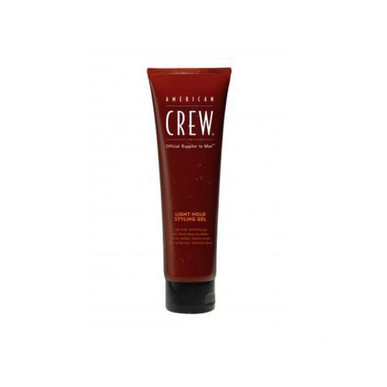 Żel do włosów American Crew Light Hold Styling Gel 250 ml Delikatny chwyt