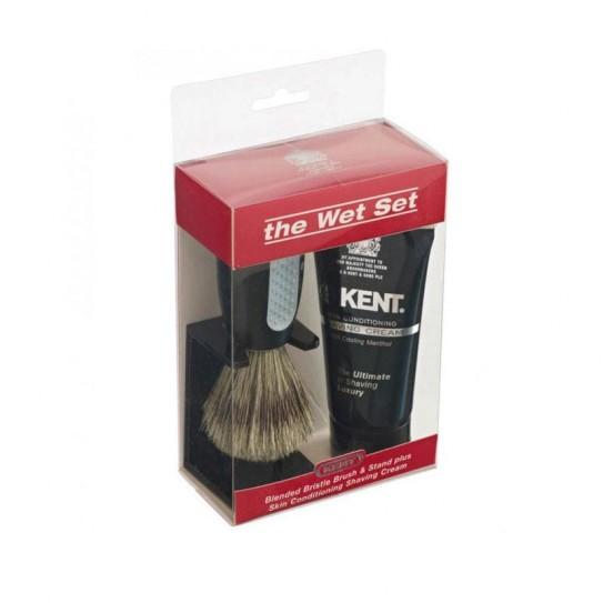 Zestaw do golenia Kent Wet Set