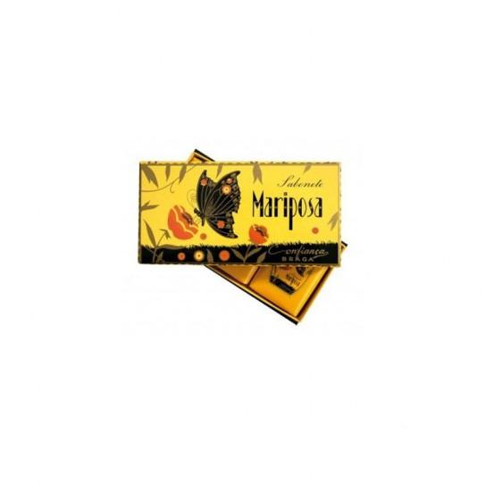 Zestaw mydeł miodowo-cytrynowych do skóry wrażliwej Confianca Mariposa Soap (3 szt.х1 25 g)