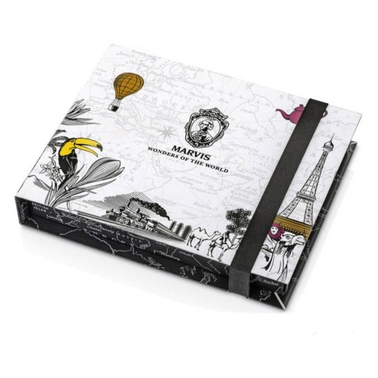 Zestaw na prezent Marvis 3 Flavours Box (Royal, Karakum, Rambas)