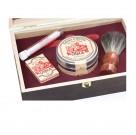 Zestaw prezentowy do golenia Osma Traditional Shaving Set 4 Elementy  2