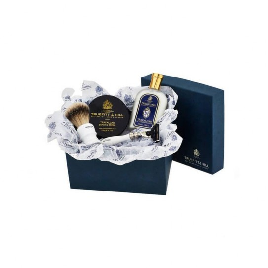 Zestaw prezentowy do golenia Truefitt & Hill Luxury Edition