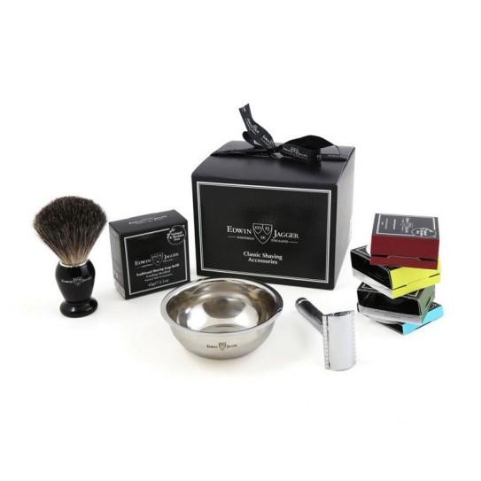 Zestaw prezentowy Edwin Jagger Wet Shaving Kit Set