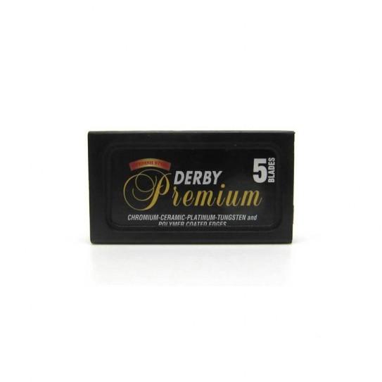 Żyletki Derby Premium 5 szt.
