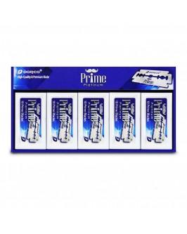 Żyletki Dorco Prime Platinum DE Razor Blades 100 szt.