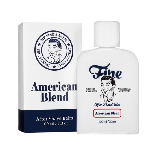 Balsam po goleniu Fine After Shave Balm - American Blend 100 ml