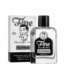 Lotion po goleniu Fine Classic After Shave - Platinum 100 ml